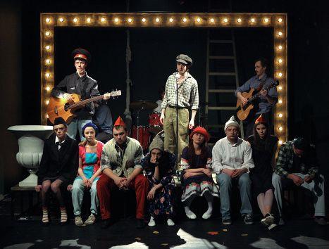 Спектакль «Рыжий» в Театре «Мастерская П. Н. Фоменко» фото 1