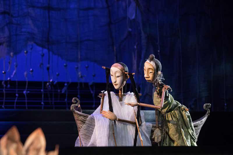 Спектакль «Турандот» в Театре кукол имени Образцова фото 6