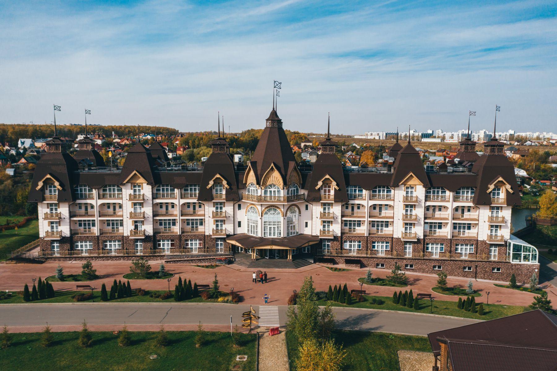 Осенние праздники в парк-отеле «Орловский» фото 3