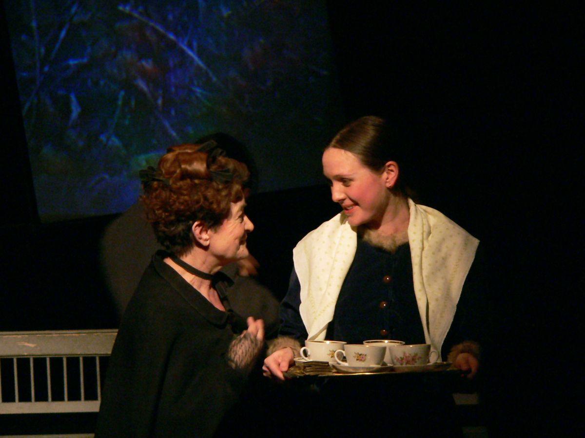 Спектакль «Повести Белкина» в Театре имени А. С. Пушкина фото 2