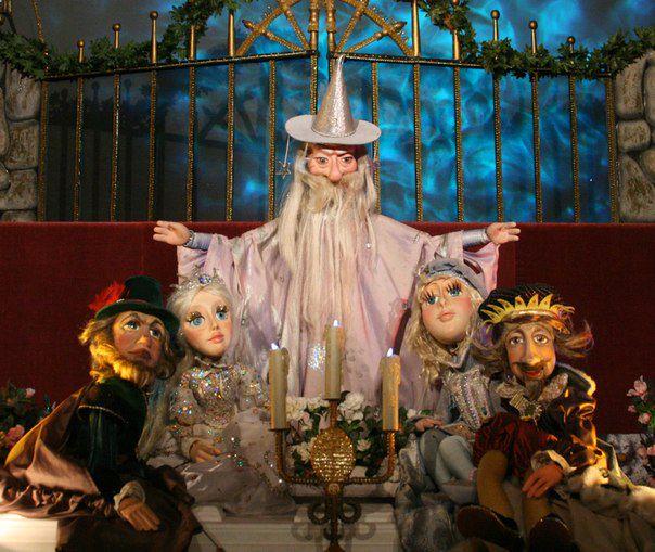 Спектакль «Золушка» в Сказочном театре фото 1