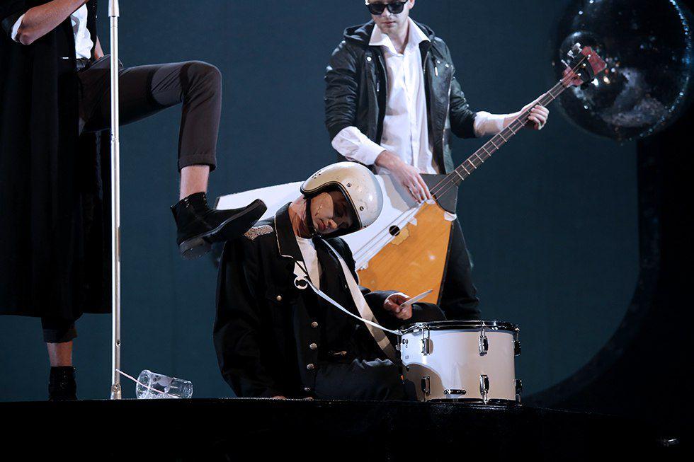 Спектакль «Пингвины» в Московском театре юного зрителя фото 1