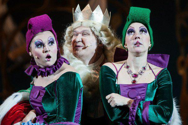 Спектакль «Сказки Андерсена» в Детском музыкальном театре имени Н. И. Сац фото 1