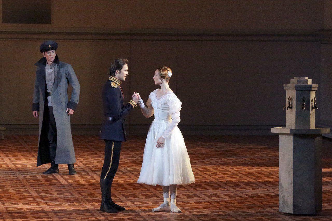 Балет «Герой нашего времени» в Большом театре фото 3