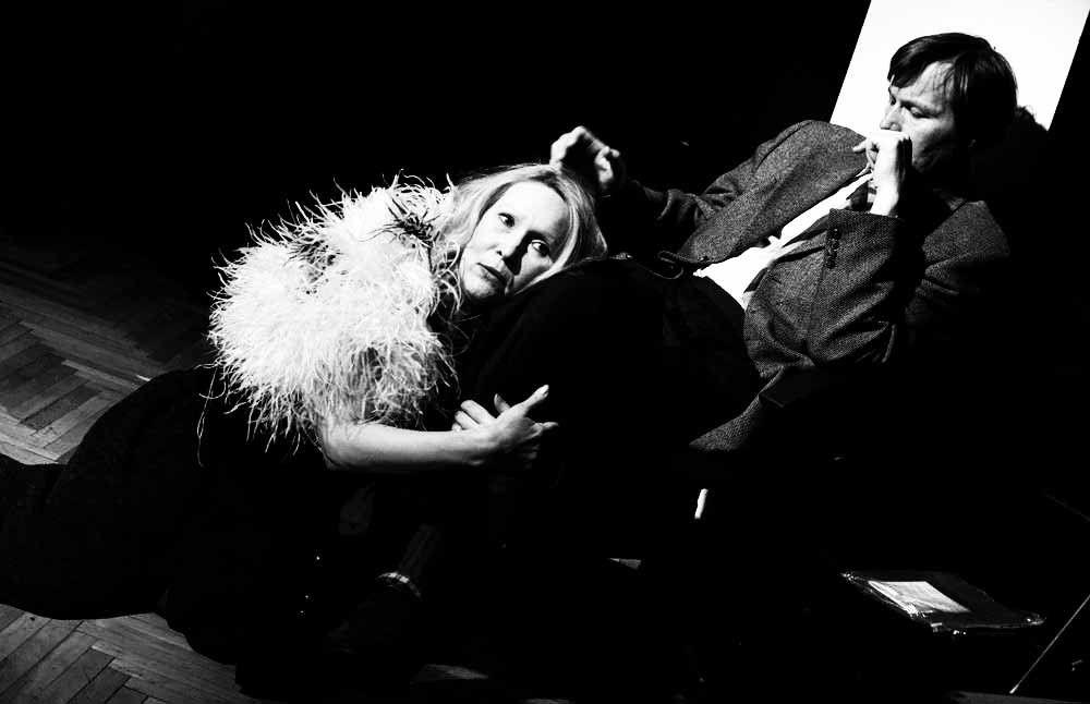 Спектакль «Кто боится Вирджинии Вулф?» в Московском театре юного зрителя фото 6