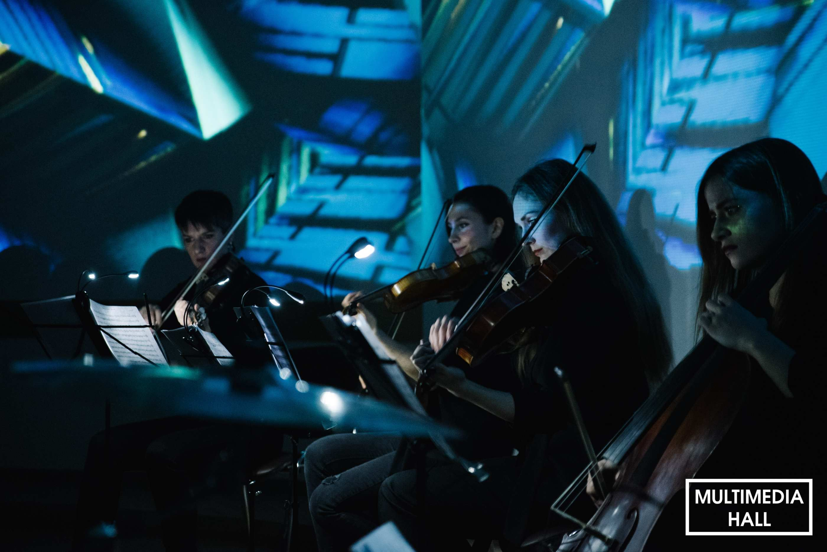 Симфонический киноконцерт «Подводный мир» под рок-хиты в Multimedia Hall фото 1