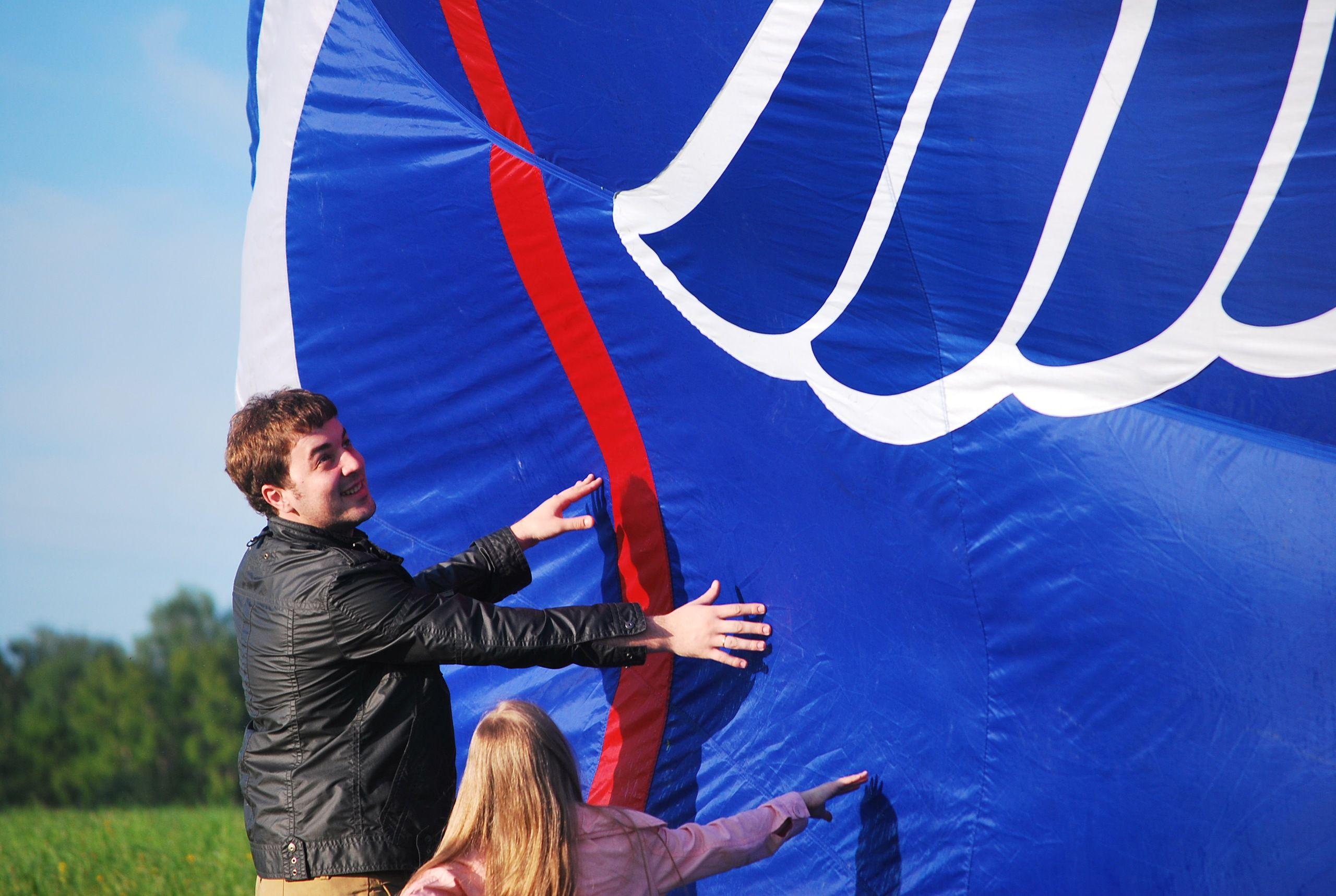Мастер-класс «Я пилот воздушного шара» фото 3