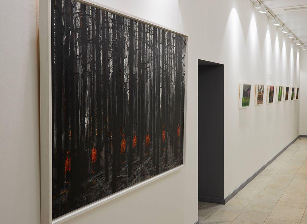 Выставка «Пустота» фото 11