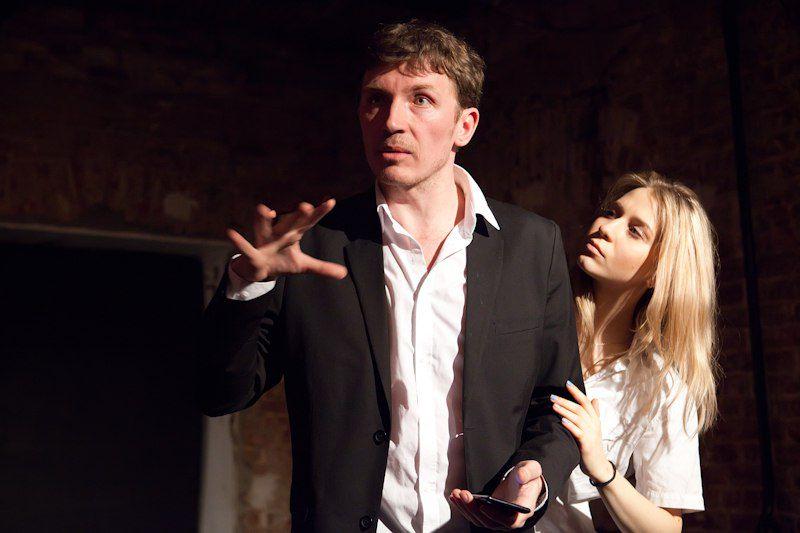 Спектакль «Простить измену» в Театре.doc фото 3