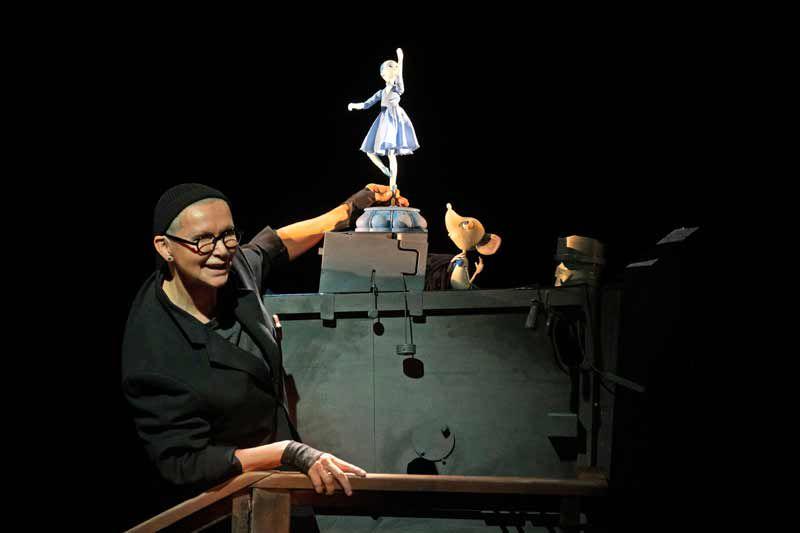 Спектакль «Солнечный луч» в Театре кукол имени С. В. Образцова фото 4