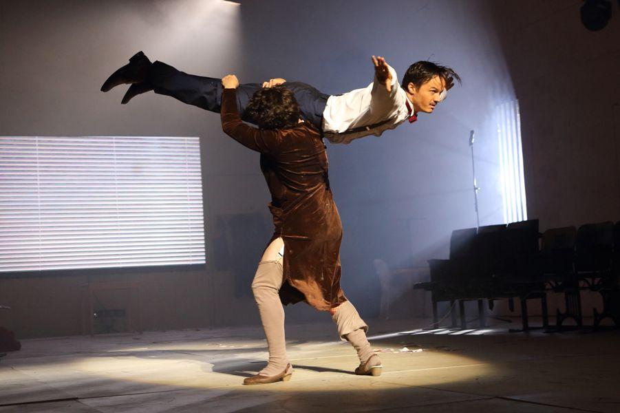 Спектакль «Безприданница» в театре «Школа драматического искусства» фото 6