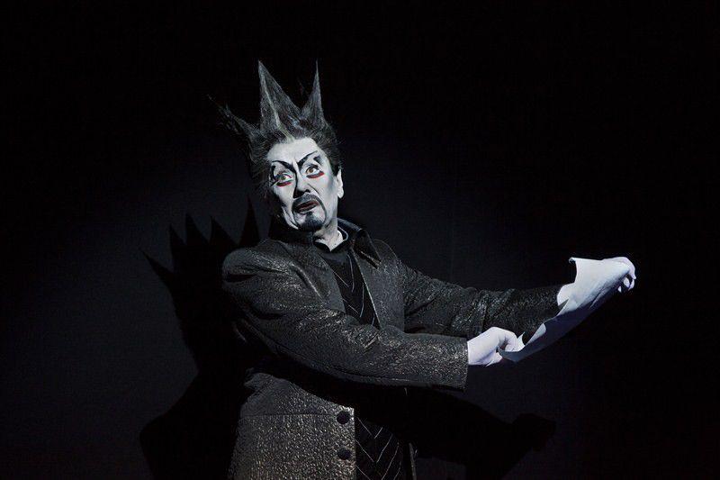 Спектакль «Сказки Пушкина» в Театре Наций фото 6