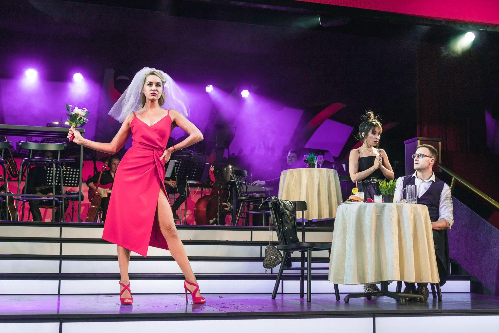 Мюзикл за столиками «Первое свидание» в Театре МДМ фото 5