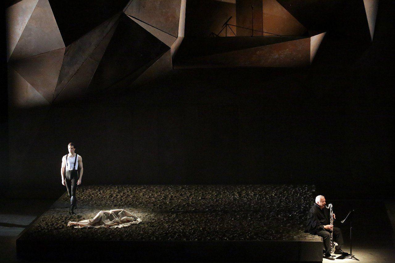 Балет «Герой нашего времени» в Большом театре фото 1