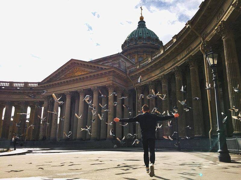 Экскурсия «Автомобильное путешествие по Санкт-Петербургу» фото 7