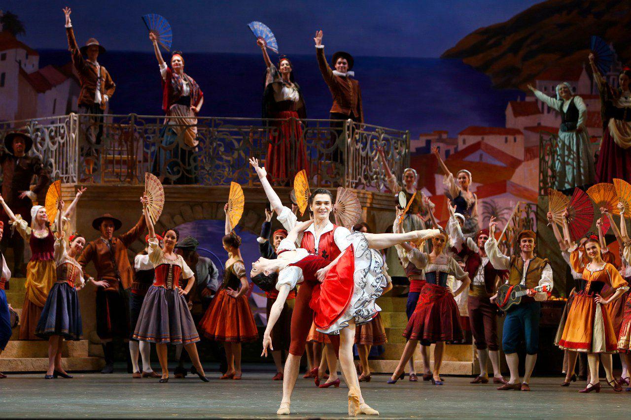Балет «Дон Кихот» в Большом театре фото 3