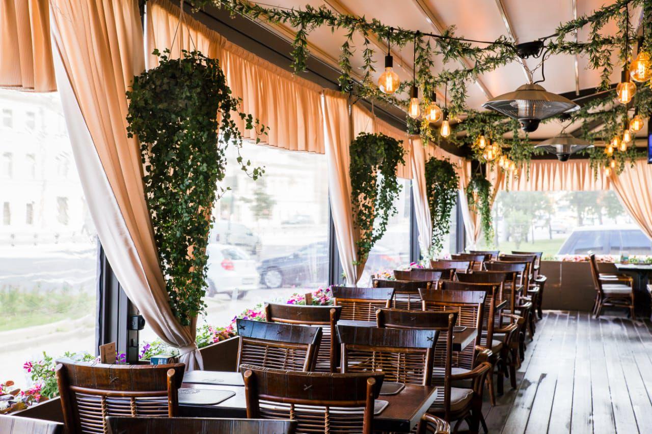 Открытие летних веранд сети ресторанов «Гамбринус» фото 2
