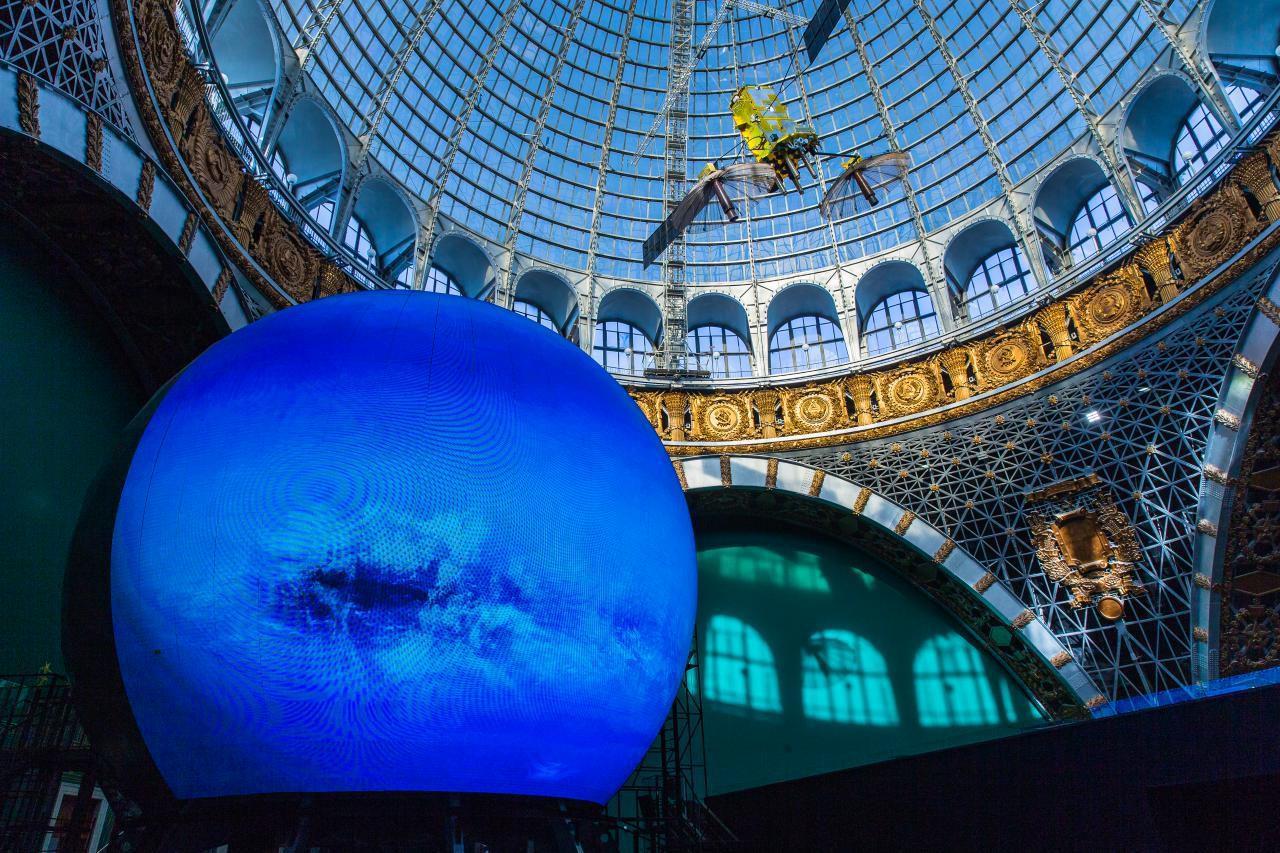 Проект «Культура Москвы онлайн» с бесплатными экскурсиями, лекциями и спектаклями фото 3