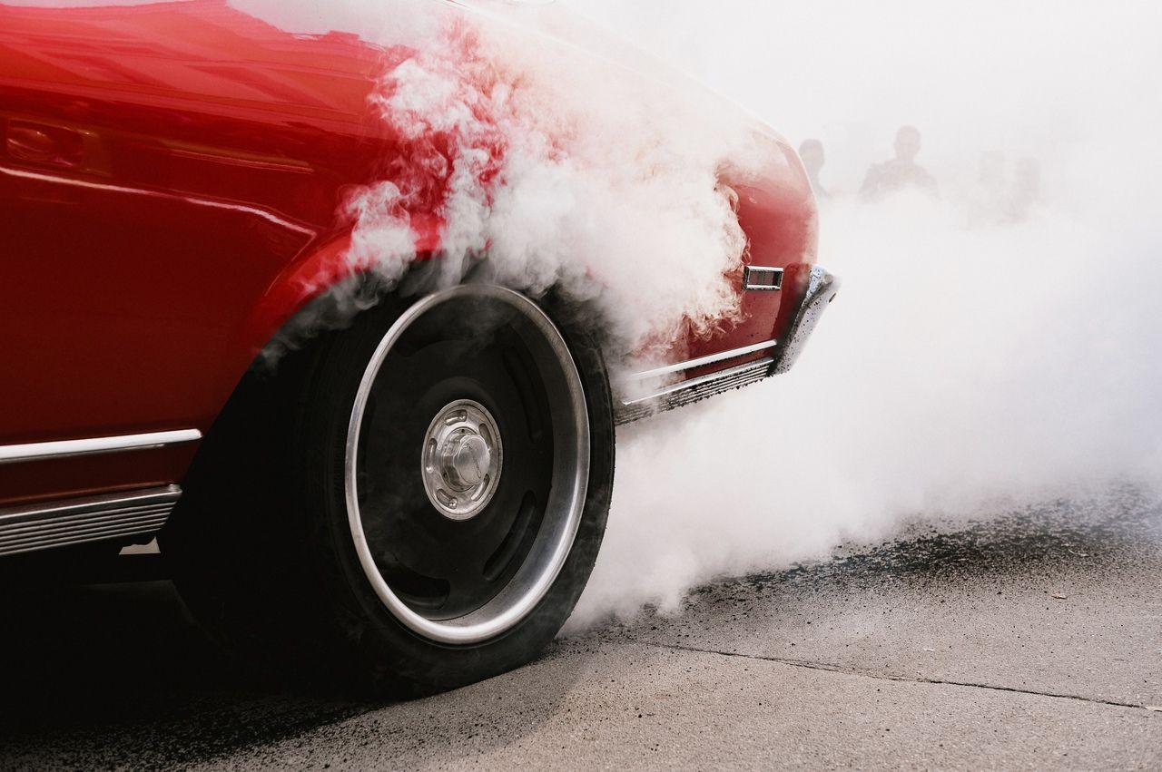 Выставка автомобилей Wheels & Chains фото 6
