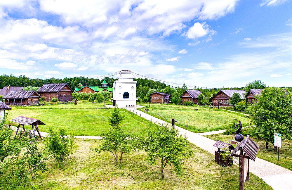 Большие трёхдневные выходные в этнографическом парке-музее «ЭТНОМИР» фото 1