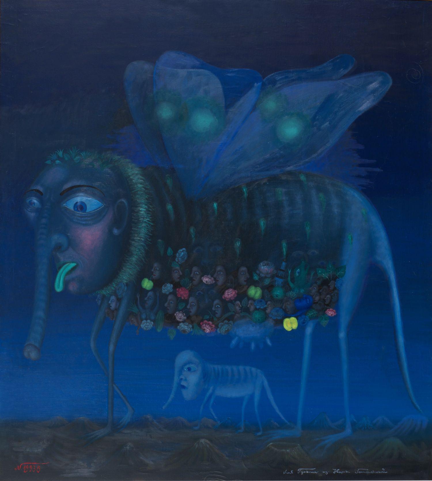 Выставка «Леонид Пурыгин. Любовь и я» фото 13