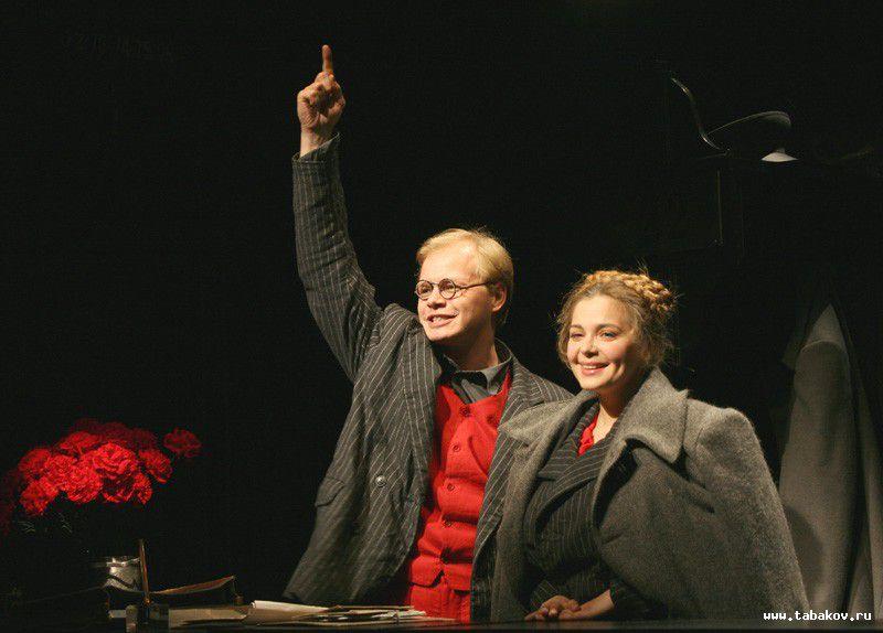 Спектакль «Рассказ о счастливой Москве» в Театре Олега Табакова фото 1