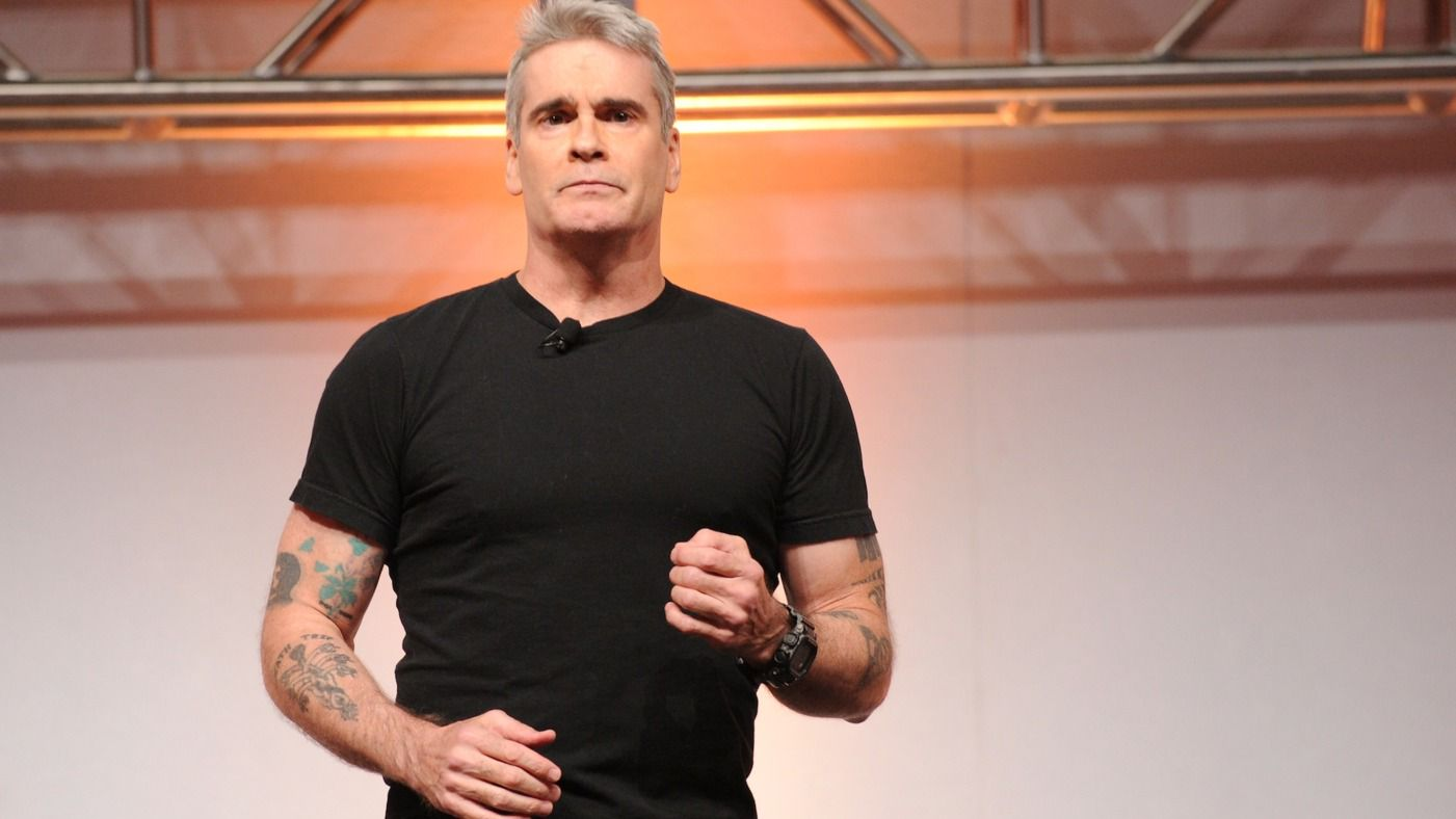 henry rollins moscow