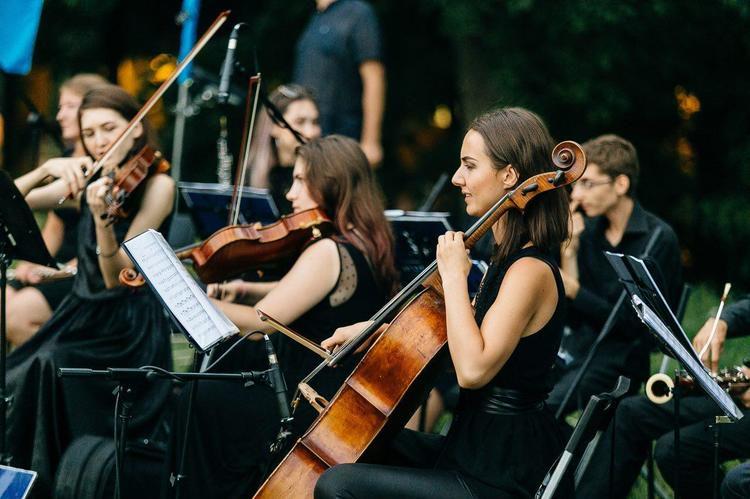 Живая музыка в Измайловском парке фото 1