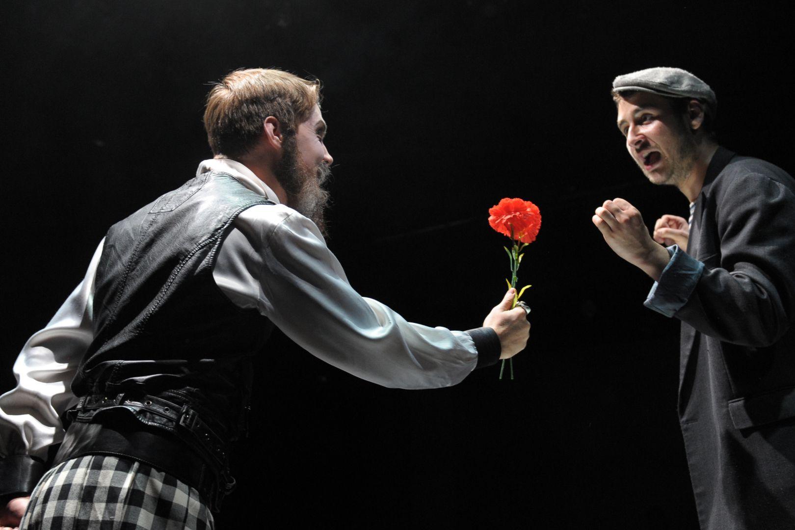 Спектакль «Лодочник» в Театре «Et Cetera» фото 5