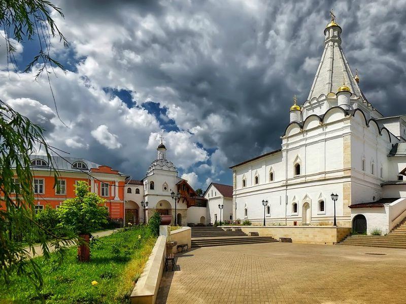 Экскурсия «Из Москвы в Серпухов на автомобиле» фото 4