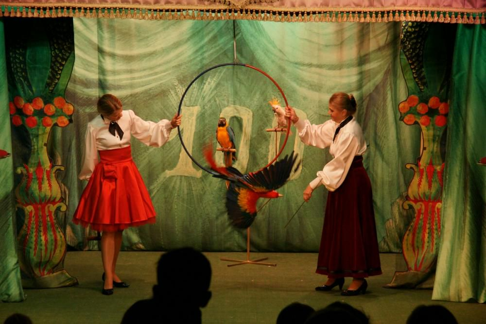 Спектакль–дивертисмент «Забавляя — поучать» в Театре «Уголок дедушки Дурова» фото 1
