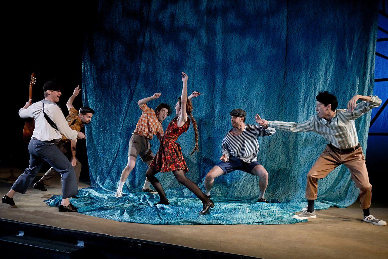 Спектакль «Стерва» в Театре «Эрмитаж» фото 3