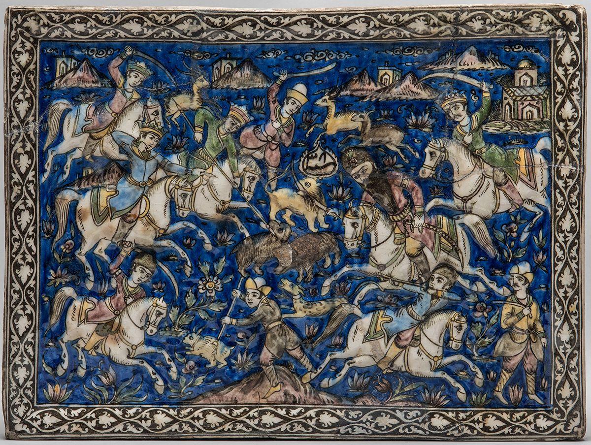 Выставка «Роскошь заката: Иран эпохи Каджаров» фото 1