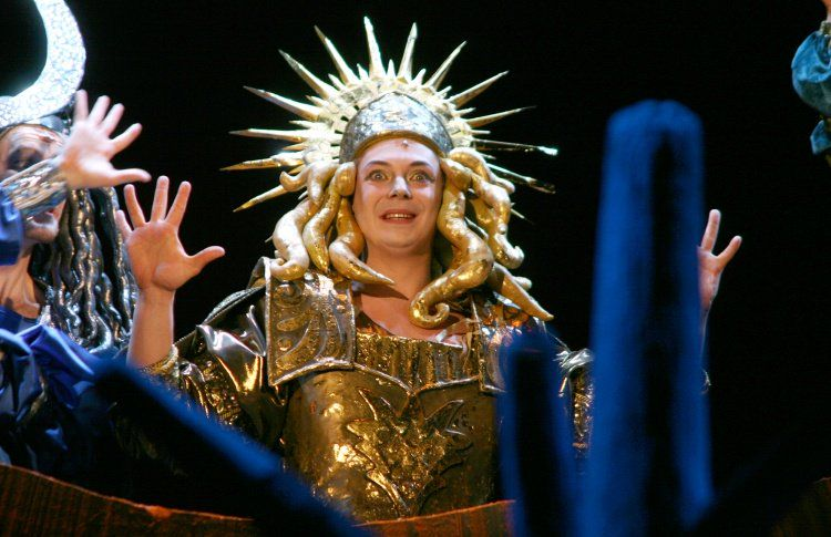 Онлайн-показ спектакля «Конёк-Горбунок» МХТ имени Чехова фото 3