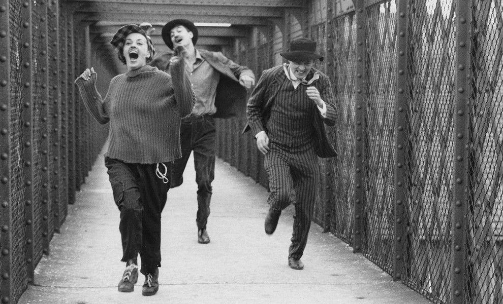 «Жуль и Джим» Франсуа Трюффо на большом экране