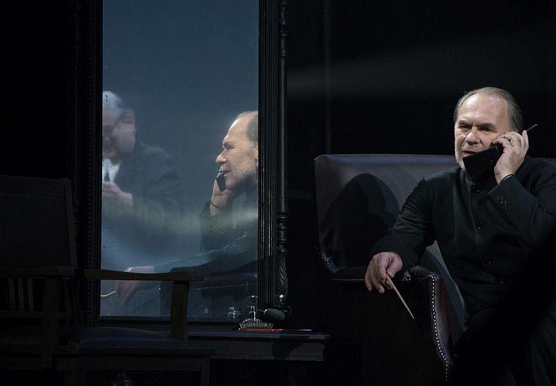 Спектакль «Фальшивая нота» в Театре имени Евг. Вахтангова фото 2