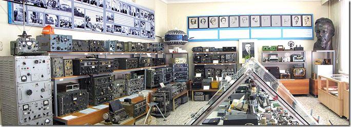 Постоянная экспозиция в Музее радио и радиолюбительства им. Э.Т. Кренкеля фото 4