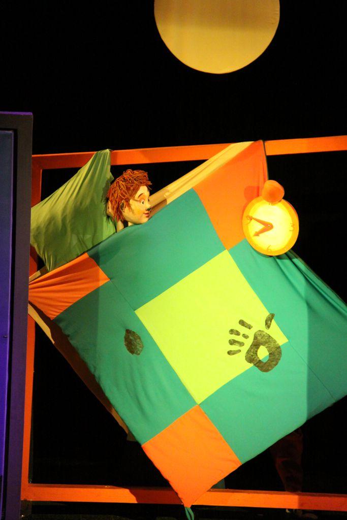 Спектакль «Знаменитый Мойдодыр» в Московском театре кукол на Спартаковской фото 6