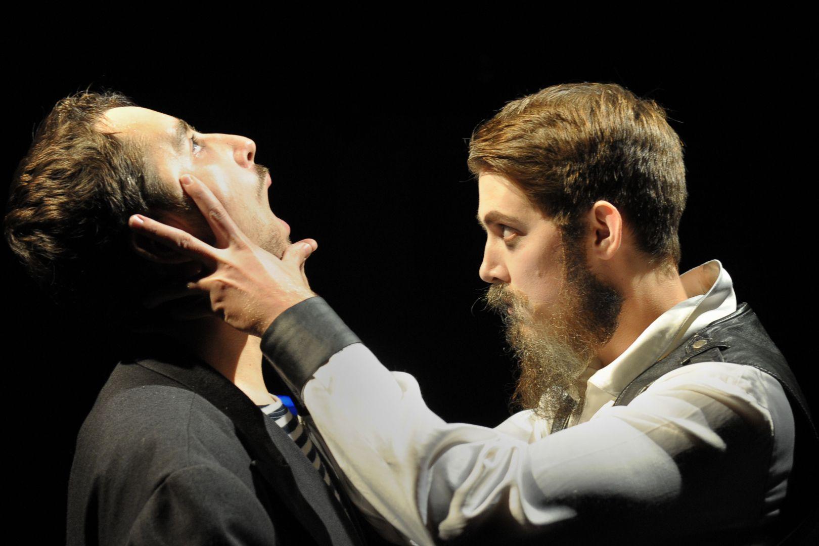 Спектакль «Лодочник» в Театре «Et Cetera» фото 4