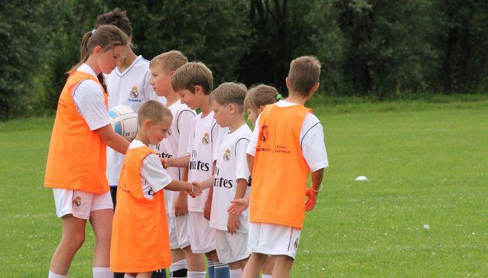 Путёвка в футбольный лагерь Real Madrid CF фото 1