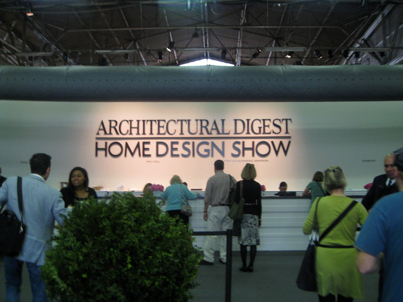 architectural digest home design show 2015 new york 2015 inner circle lounge design of ja new york winter show
