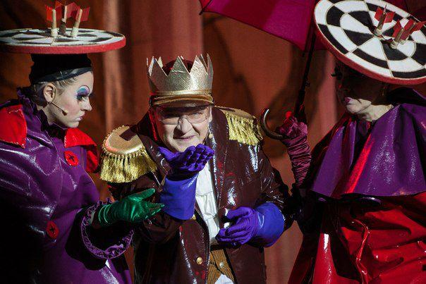 Спектакль «Сказки Андерсена» в Детском музыкальном театре имени Н. И. Сац фото 2