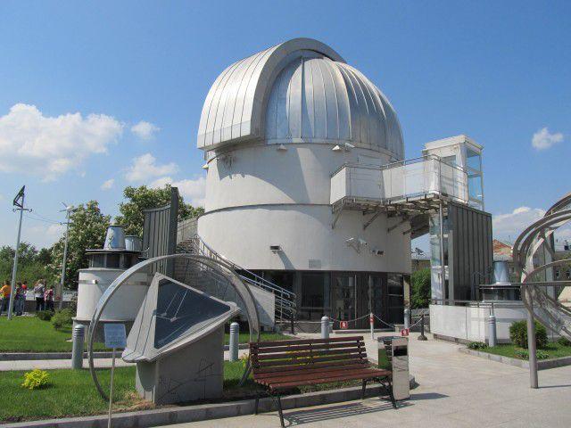 Экспозиция «Парк неба» в Московском Планетарии фото 3