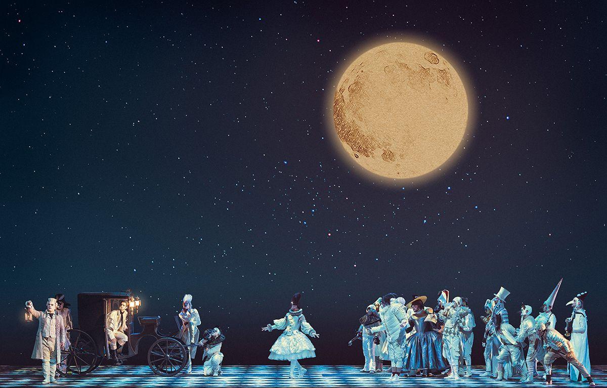 Опера «Севильский цирюльник» в Большом театре фото 2