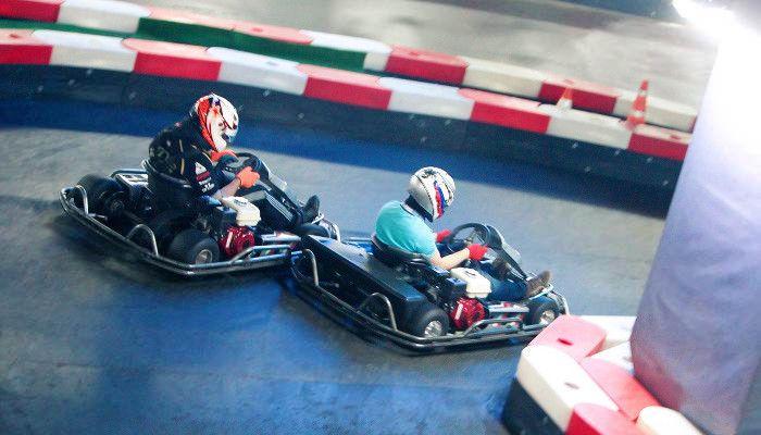 Картинг в клубе RRT-Kart фото 6