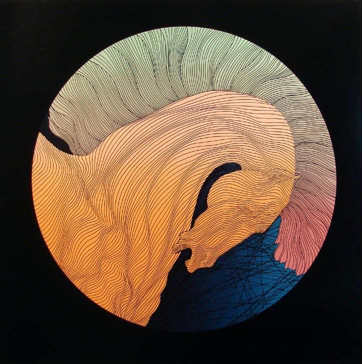 Выставка «(Не)линейный диалог: реальность и фантазия художников XX века»