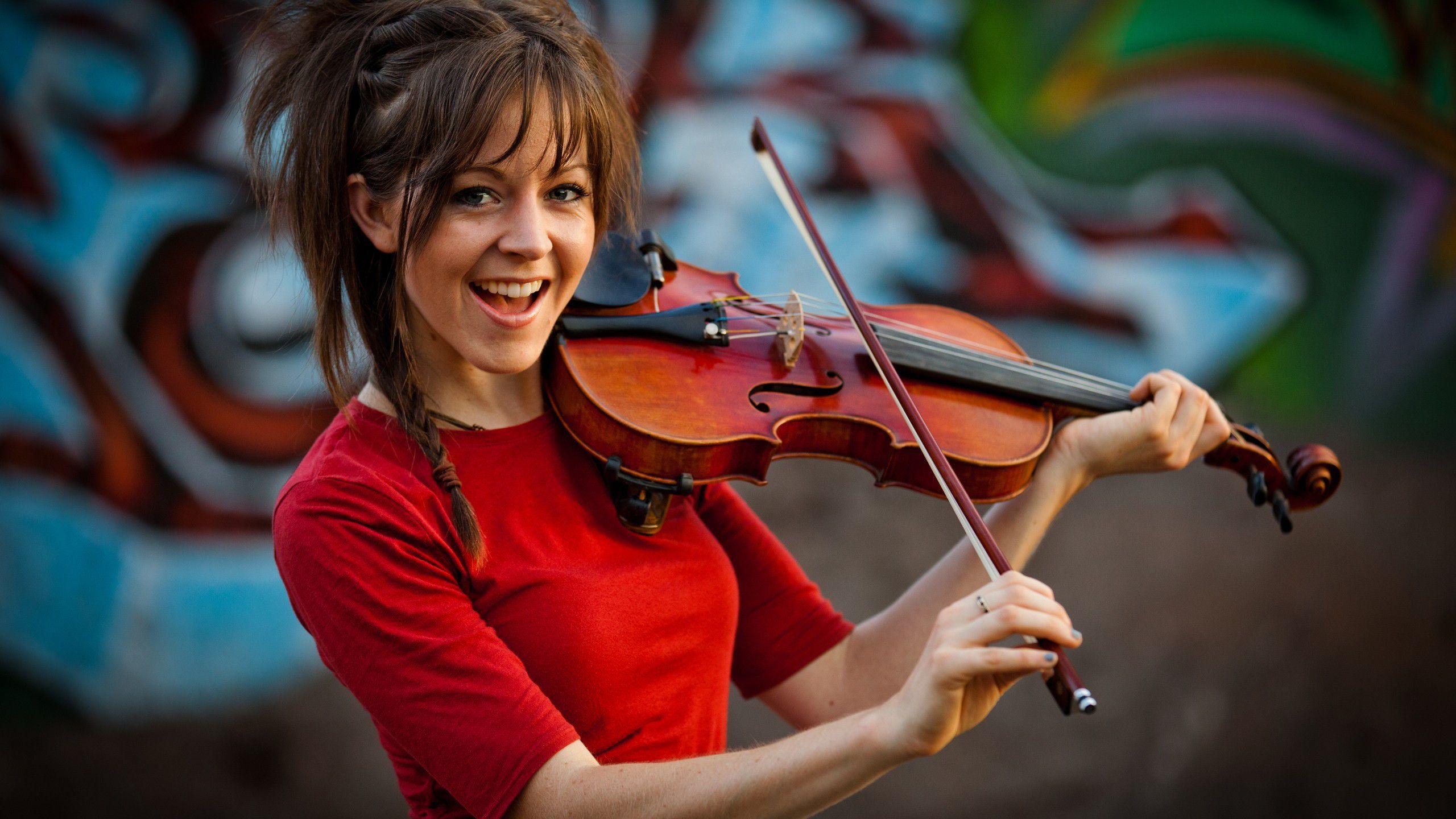 игра на скрипке в поле бесплатно
