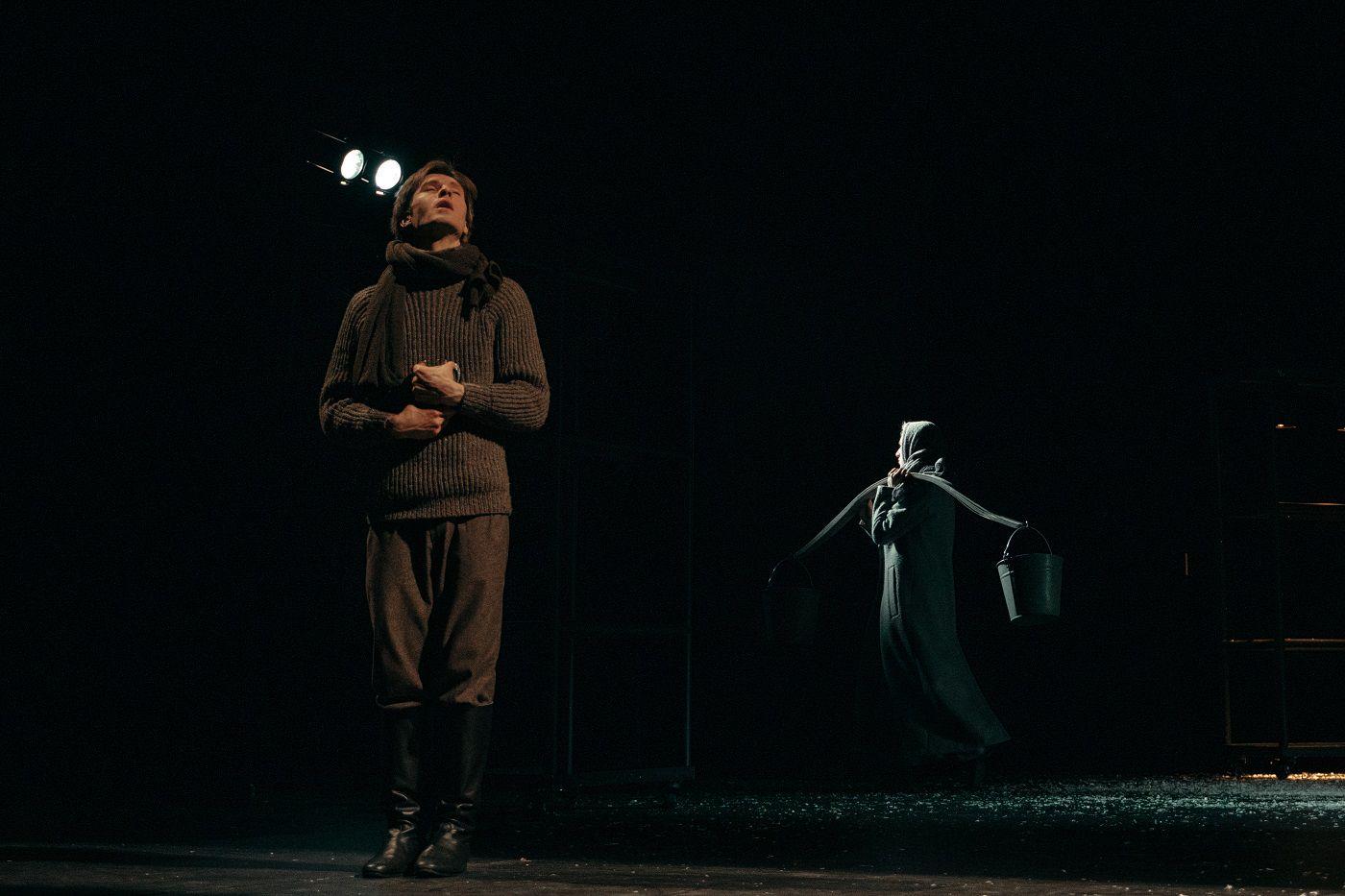 Спектакль «Доктор Живаго» в театре «Мастерская Петра Фоменко» фото 1
