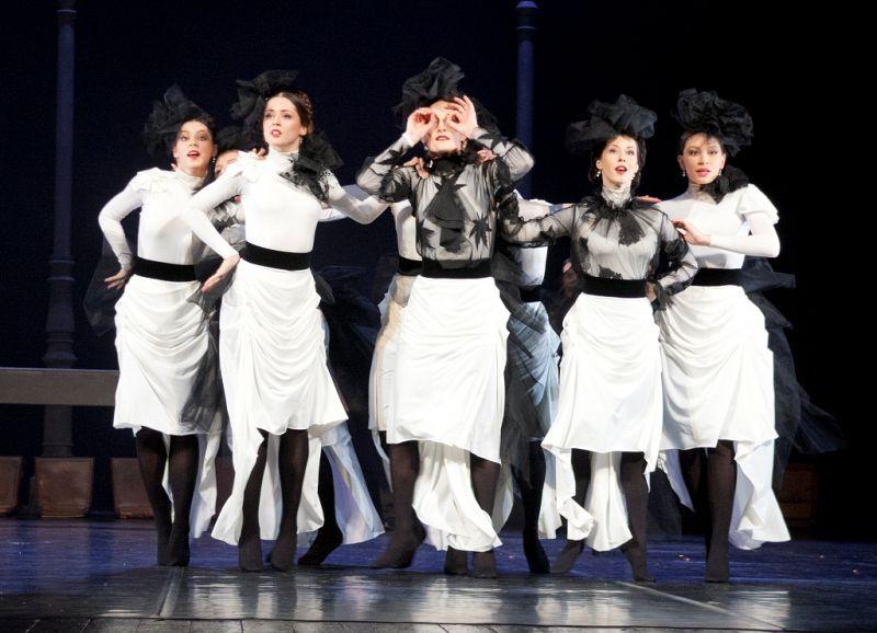 Спектакль «Анна Каренина» в Театре им. Вахтангова фото 7