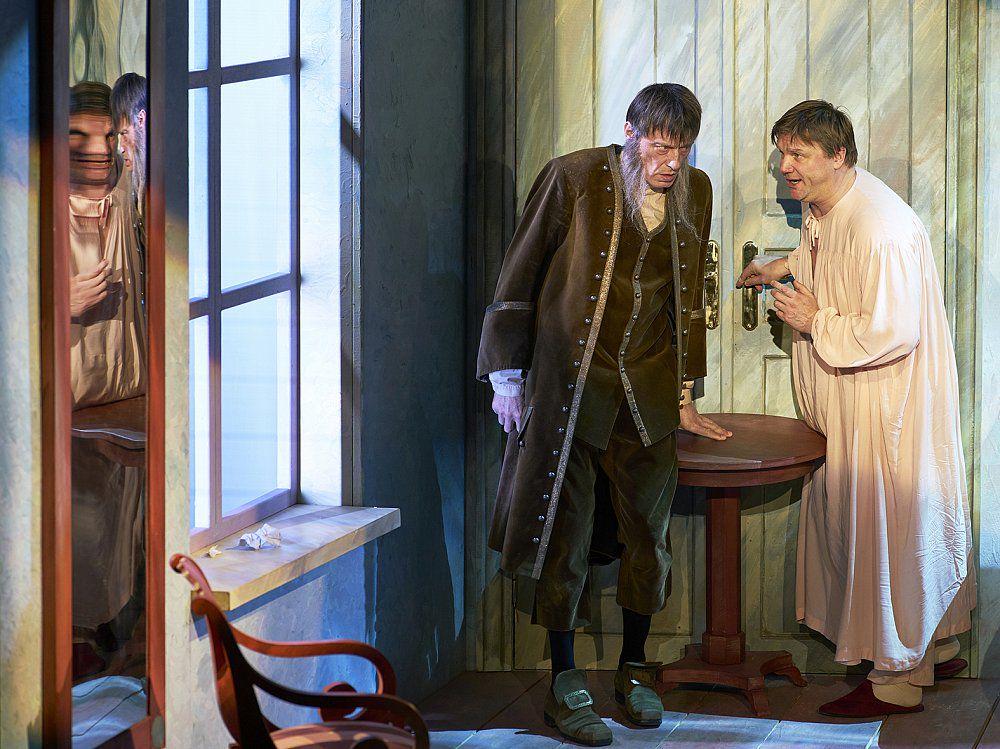 Спектакль «Обломов» в Театре Маяковского фото 2